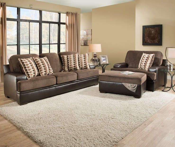 Best Simmons Trevor Living Room Collection Big Lots Living 640 x 480