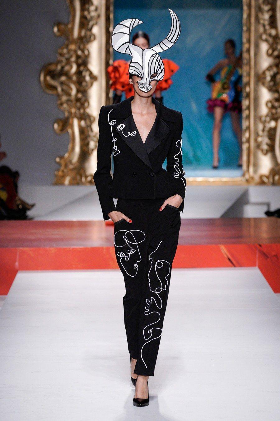 Moschino Spring 2020 ReadytoWear Fashion Show in 2020