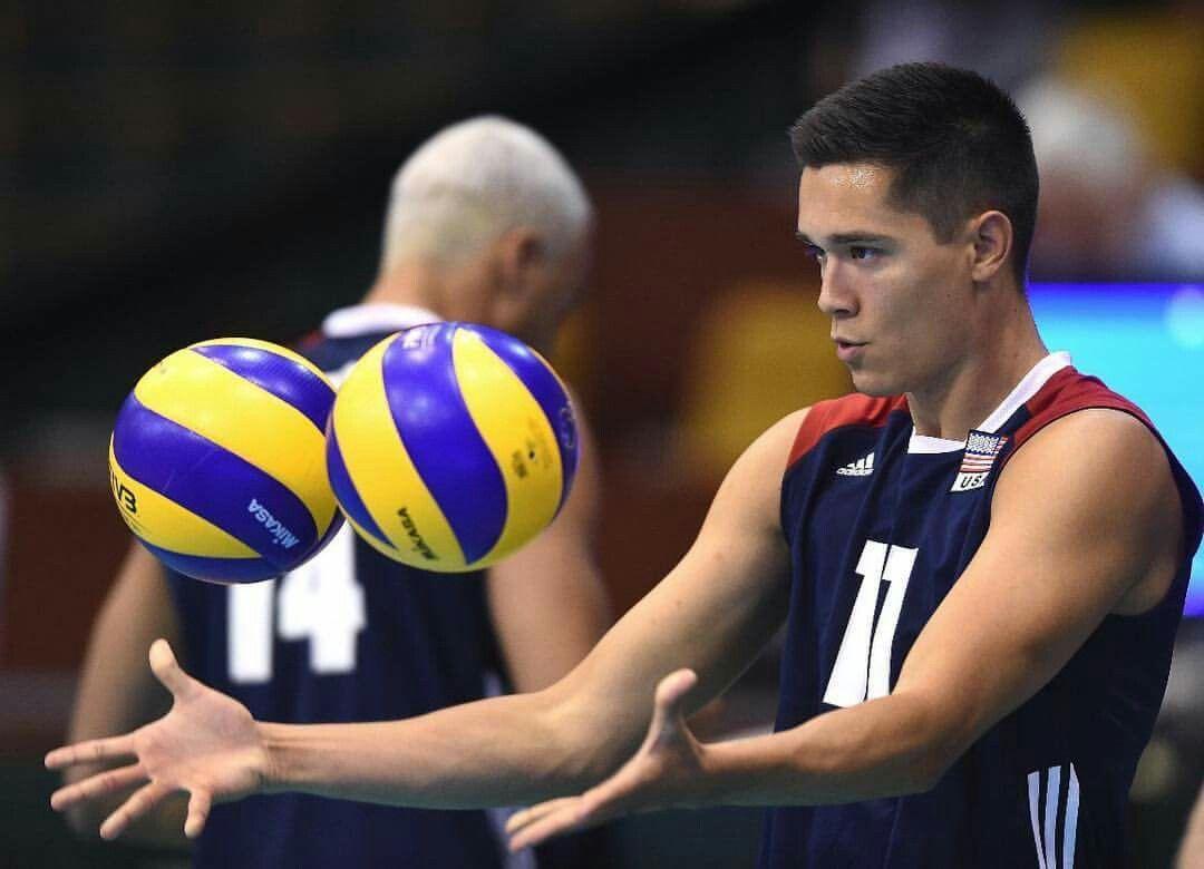 Pin Di Marwa Moselhy Su Volleyball Pallavolo