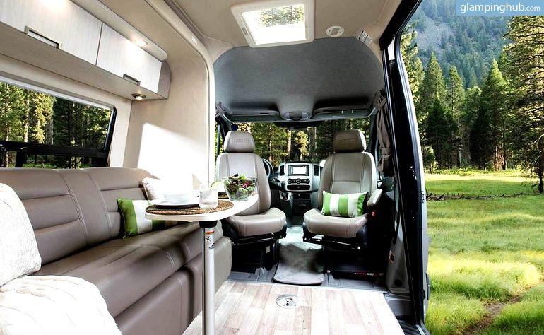 Luxury Rvs For The Great American West Nevada Leisure Travel Vans Travel Van Campervan Rental
