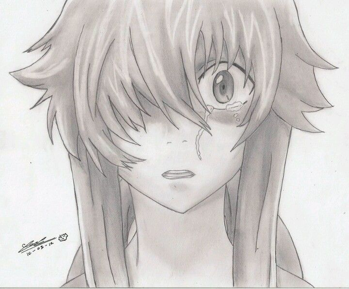 Yuno Gasai- The Yandere