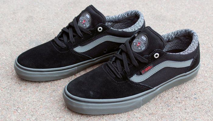 6dacfed88ea3 Independent x Vans Gilbert Crockett Pro Black Charcoal