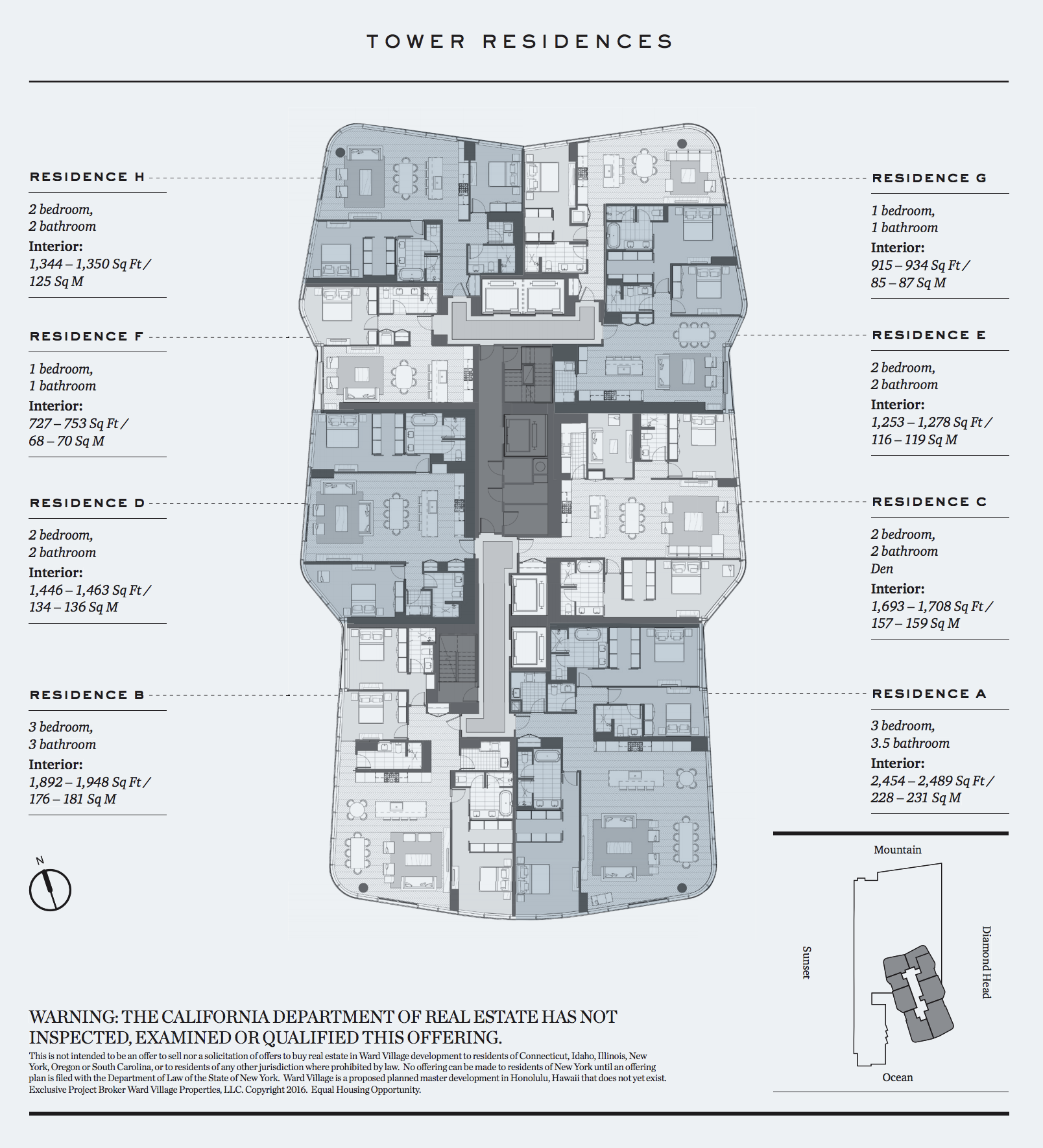Anaha Luxury Condos For Sale Ward Village With Images Luxury Condo Condos For Sale Apartment Plans