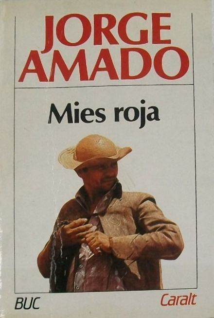 MIES ROJA de Jorge Amado