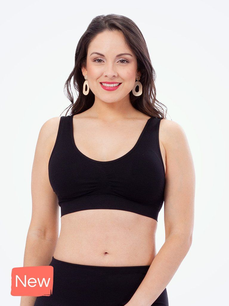 Stop Trying To Remember Your Abcs While Bra Shopping The Empetua Shaper Bra Features Easy