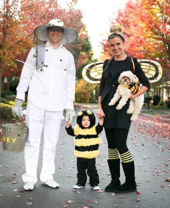 Biene Kostum Selber Machen Kostume Halloween Halloween Kostum