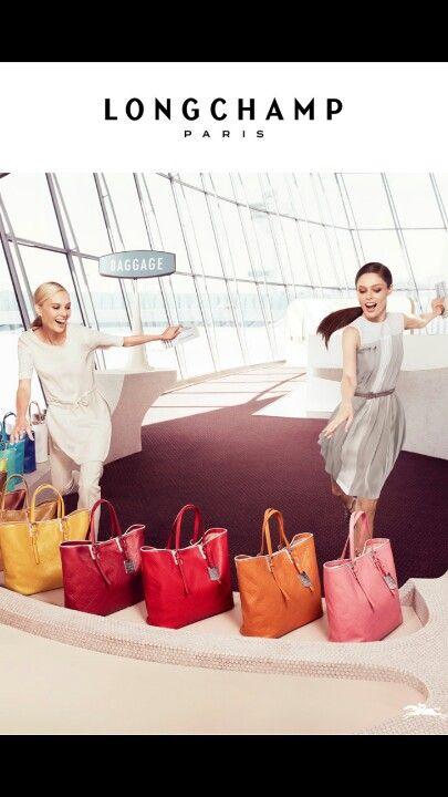 WANT!!!!!! Longchamp.   Sac de voyage longchamp, Longchamp, Sac ...