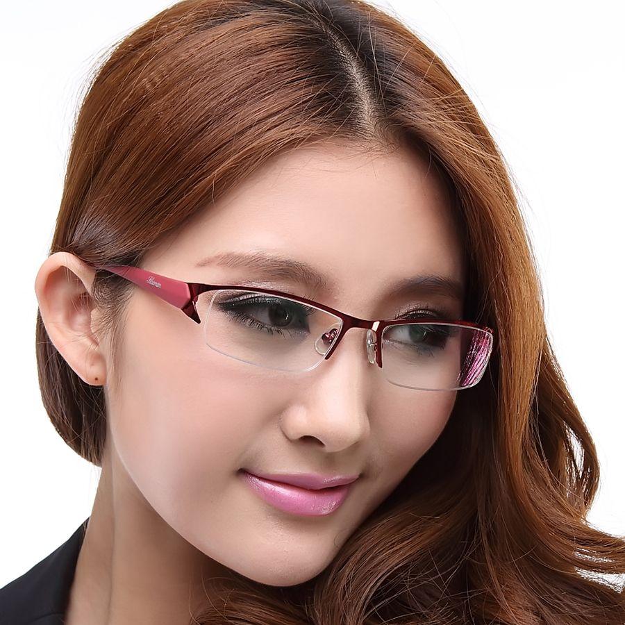 womens rimless eyeglass frames google search