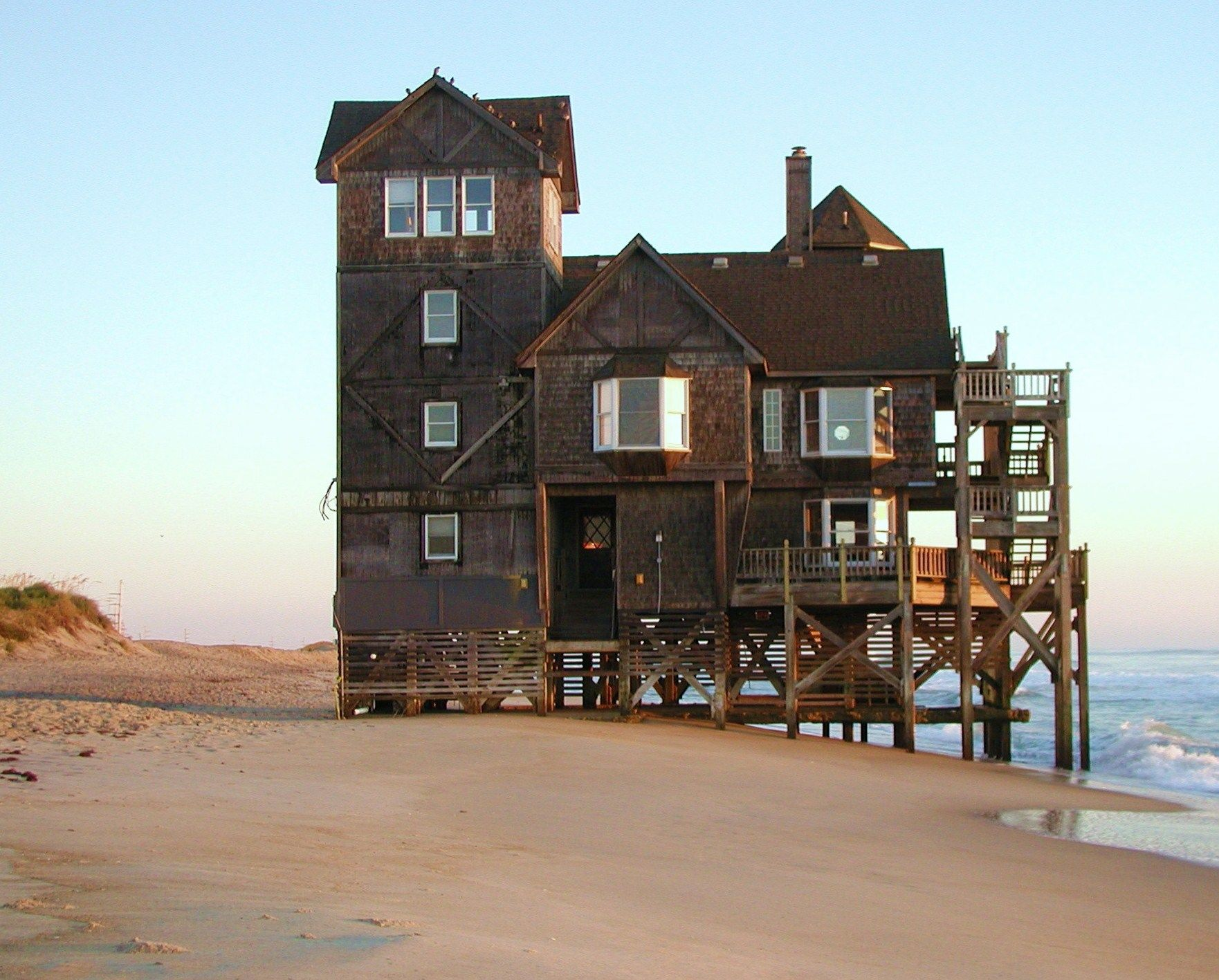 """Serendipitythe beach house featured in the movie """"Nights"""