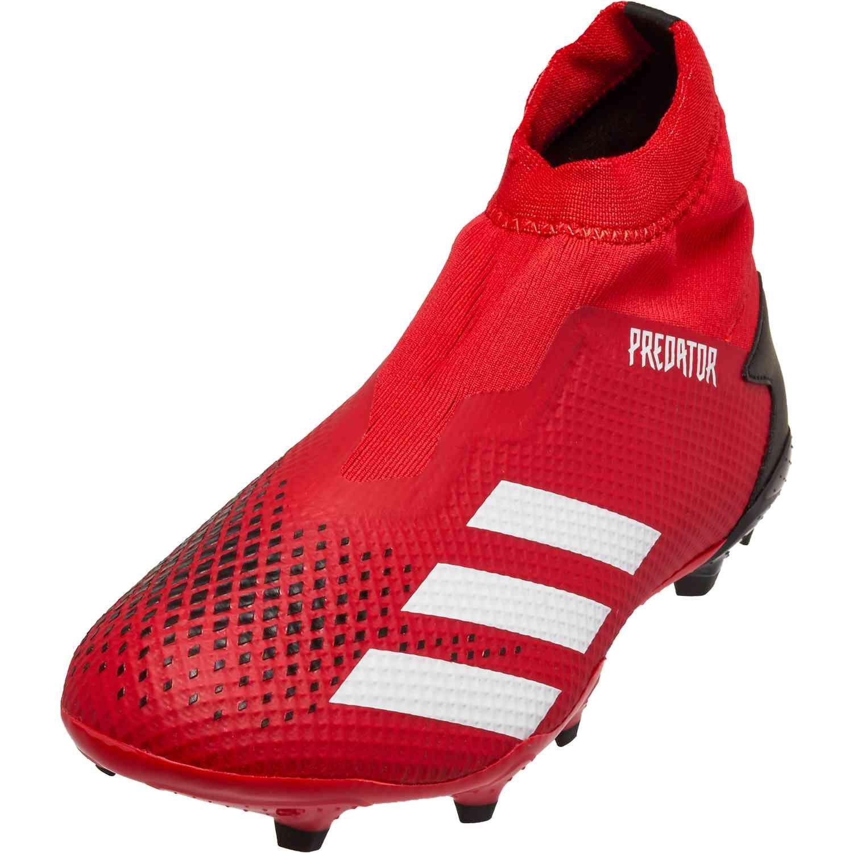 Adidas Laceless Predator 20 3 Fg Mutator Pack Soccerpro In 2020 Laceless Soccer Shoes Adidas