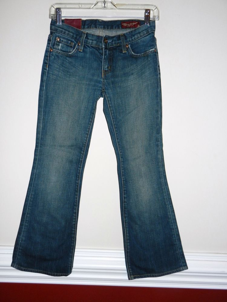 50eb1d3a6b8 BLUE 2 Women s Flare Stretch Jeans Sz 25 x 27  fashion  clothing  shoes   accessories  womensclothing  jeans (ebay link)