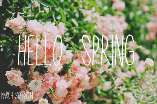 Spring Entdeckung Nein Kalender Hintergrundbilder: Primavera Fondos De Pantalla Tumblr