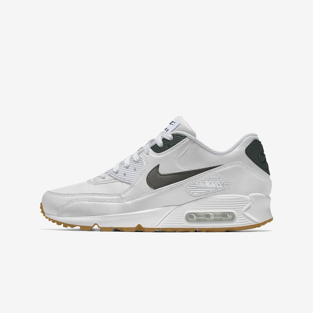 Nike Air Max 90 By You Custom Men's Shoe Size 12.5 (Multi