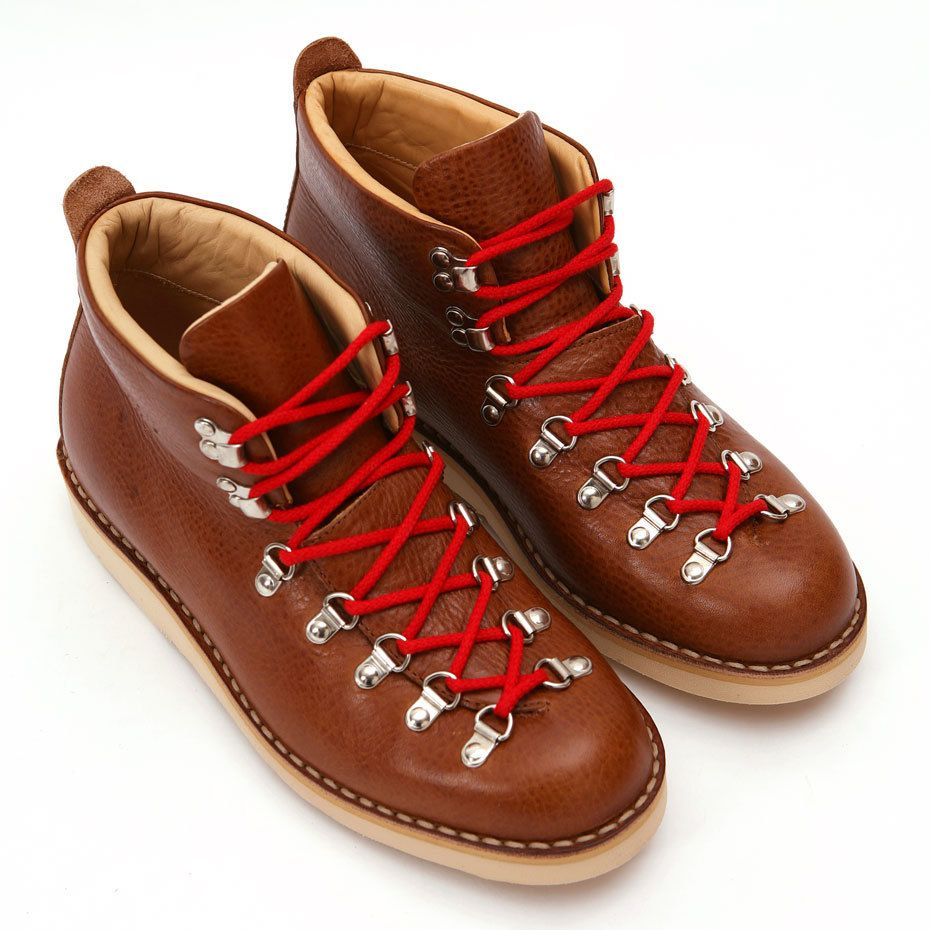 0cfbecd7ddaf7 Fracap Hiking boots, the colour doesn't get much better than this ...