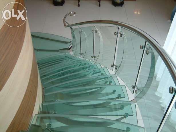 Tempered Glass Balcony Railings And Stair Railings Metro Manila