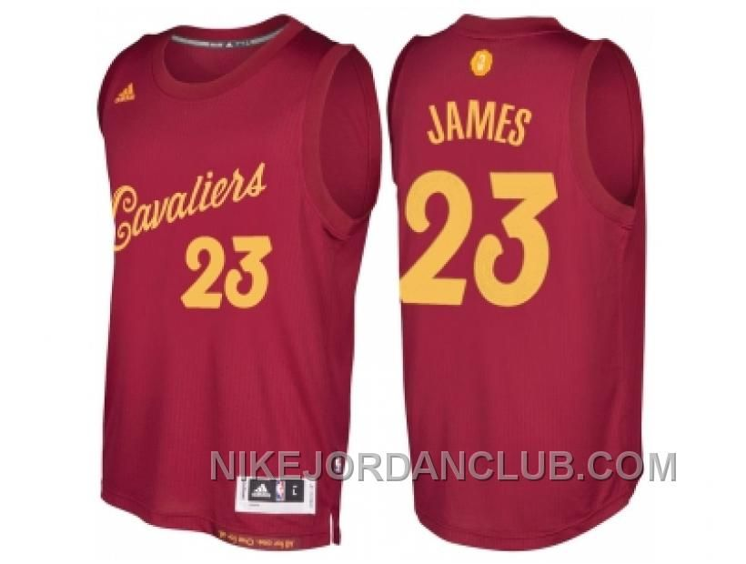 http://www.nikejordanclub.com/mens-cleveland-cavaliers-23-lebron-james-burgundy-2016-christmas-day-nba-swingman-jersey-mc5ef.html MEN'S CLEVELAND CAVALIERS #23 LEBRON JAMES BURGUNDY 2016 CHRISTMAS DAY NBA SWINGMAN JERSEY MC5EF Only $19.00 , Free Shipping!