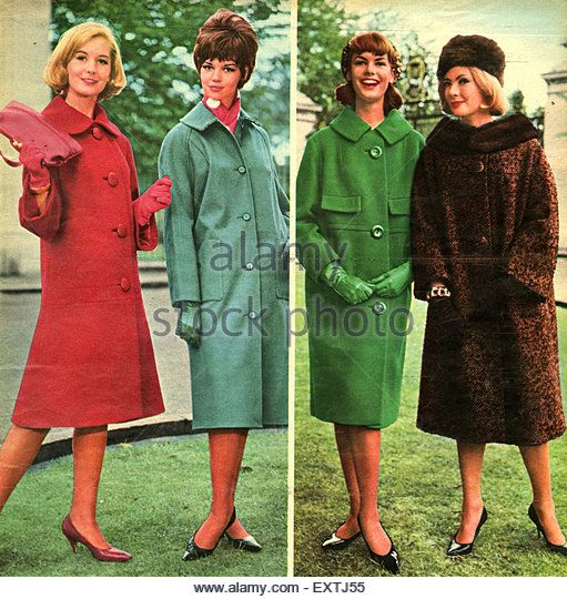 Image result for 1961 fashion I want their coat!!!!