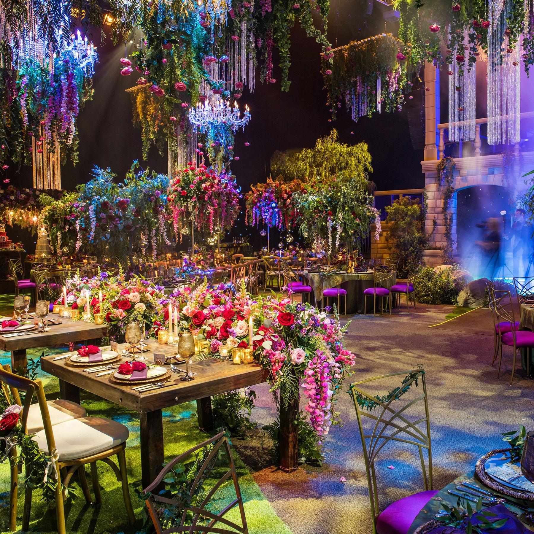 Disney Wedding Reception | Disney wedding venue ...