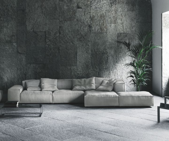 Living Divani Walls, Interiors and Living rooms - divanidivani luxurioses sofa design