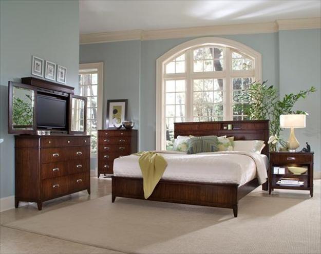 Alux Black Bedroom Furniture From Elite