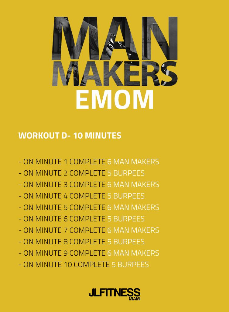 Pin on EMOM Workouts