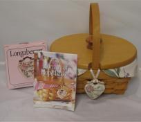 1999 Longaberger Horizon of Hope Basket