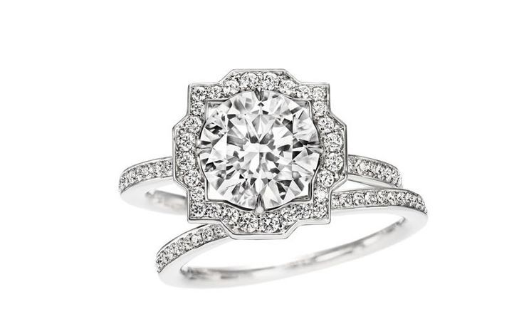 The Belle, by Harry Winston
