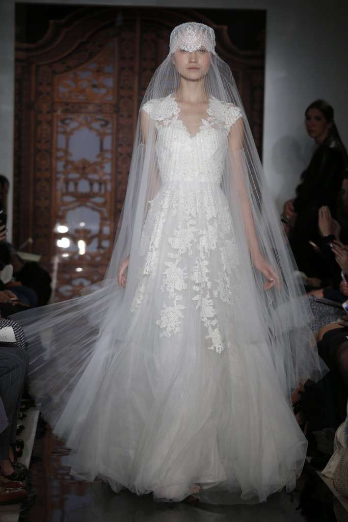 Ballerina Wedding Gowns | Reem acra bridal, Reem acra and Renaissance