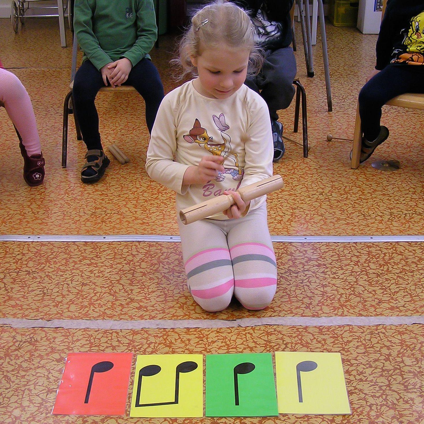 Musikinstrumente kennenlernen unterricht