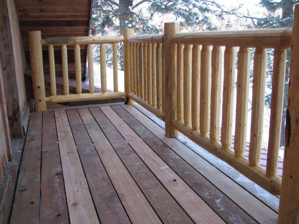 You Can Change Your Deck S Entire Look With One Piece Whether You Re Redoing Your Deck Or Building A New One Che Building A Deck Railing Design Deck Railings
