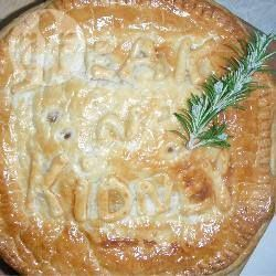 Classic Steak and Kidney Pie | Recipe (With images ...