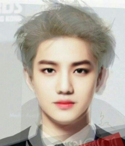 Korean Fans Face Merge Popular Exo Members To Create The Most Handsome Men Alive Koreaboo Most Handsome Men Fan Faces Average Face