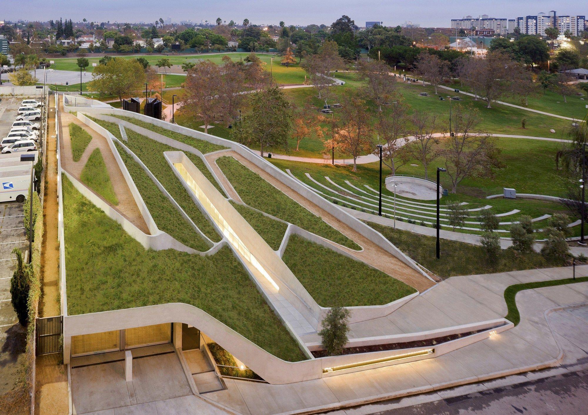 Best Museo Del Holocausto De Los Ángeles Belzberg Architects 640 x 480
