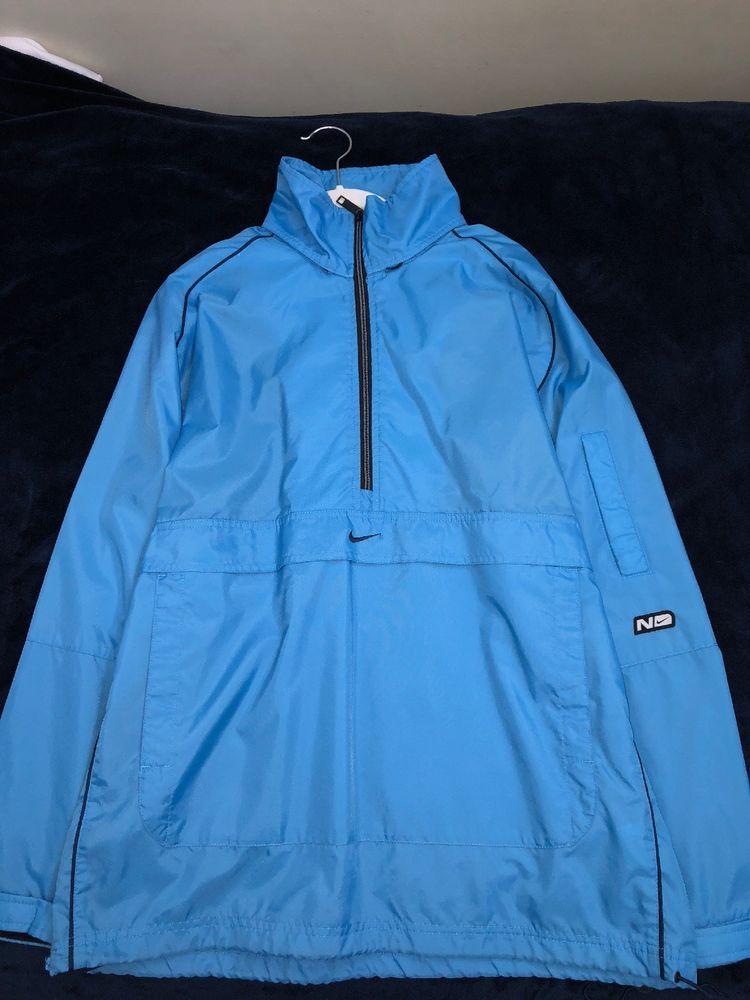 f914ccad4cb0 Vintage Nike Light Blue Windbreaker  fashion  clothing  shoes  accessories   mensclothing  coatsjackets (ebay link)