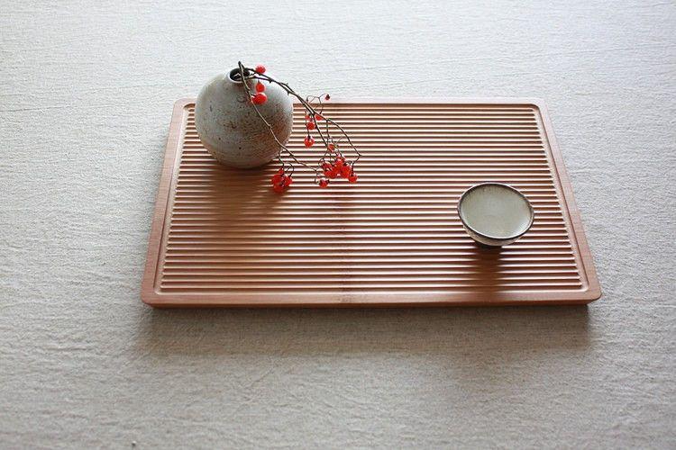 本意 • 竹加 竹整张 波浪纹小茶盘 竹制茶盘 整竹干泡茶托 茶海-淘宝网