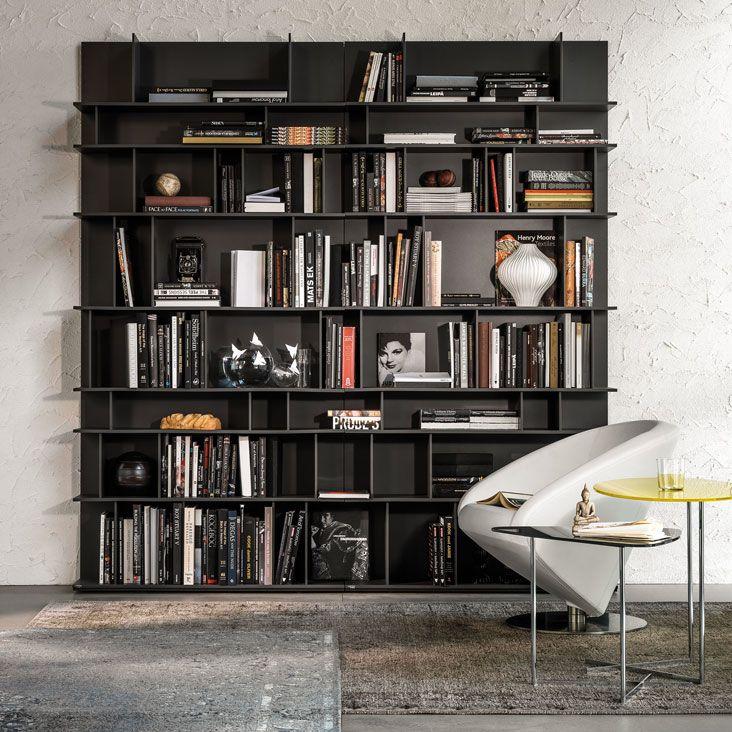 BOOKCASES WALLY | Cattelan Italia