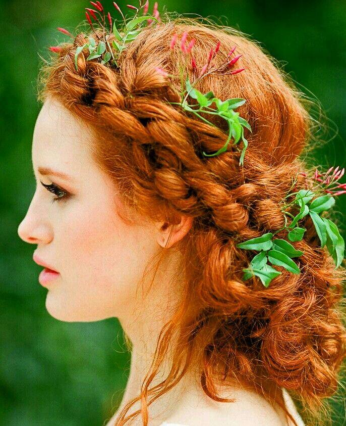celtic hair viking