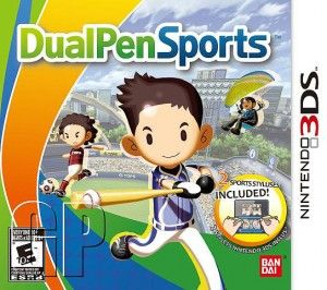 Dual Pen Sports 3ds Rom