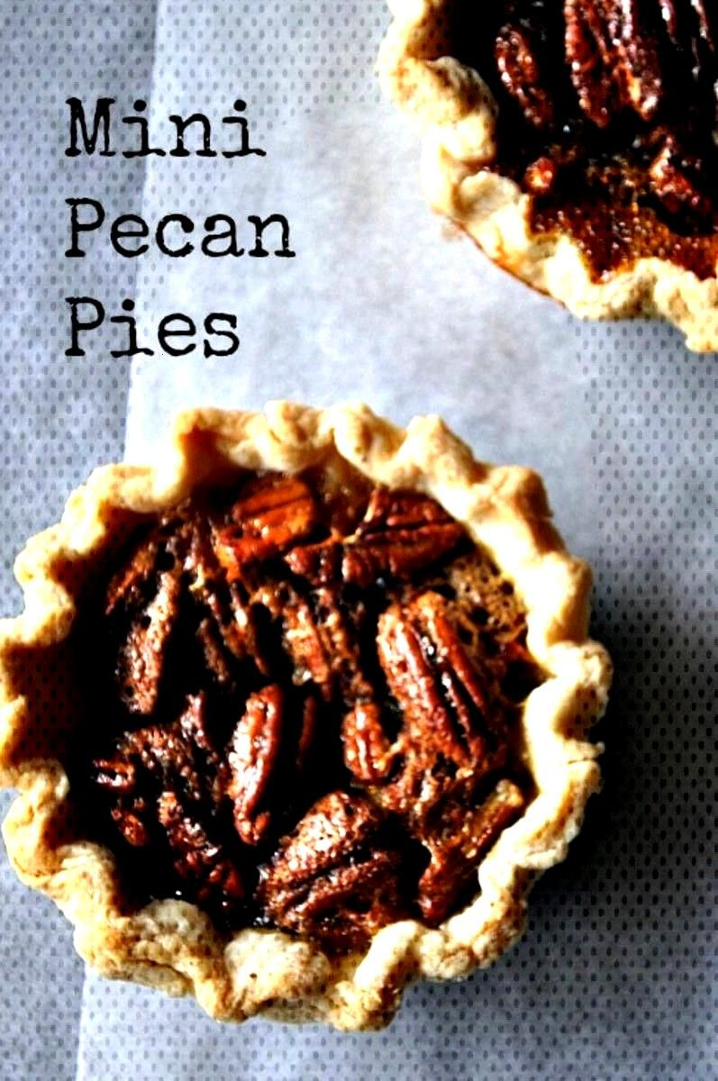 Grandma's Pecan Pie Recipe – Kid-Friendly Mini Pies - Essen amp Trinken - Gesund und lecker?! eat