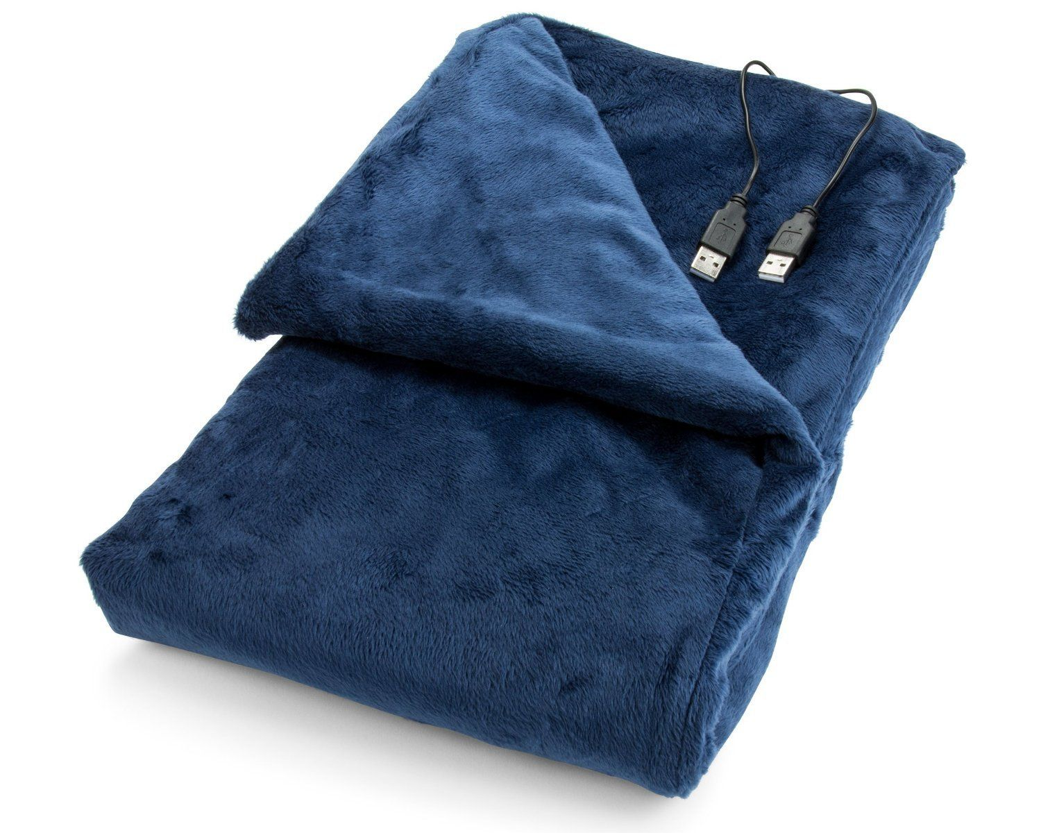 Usb Heating Blanket Cordless Heated Blanket Blue Blanket Heated Blanket