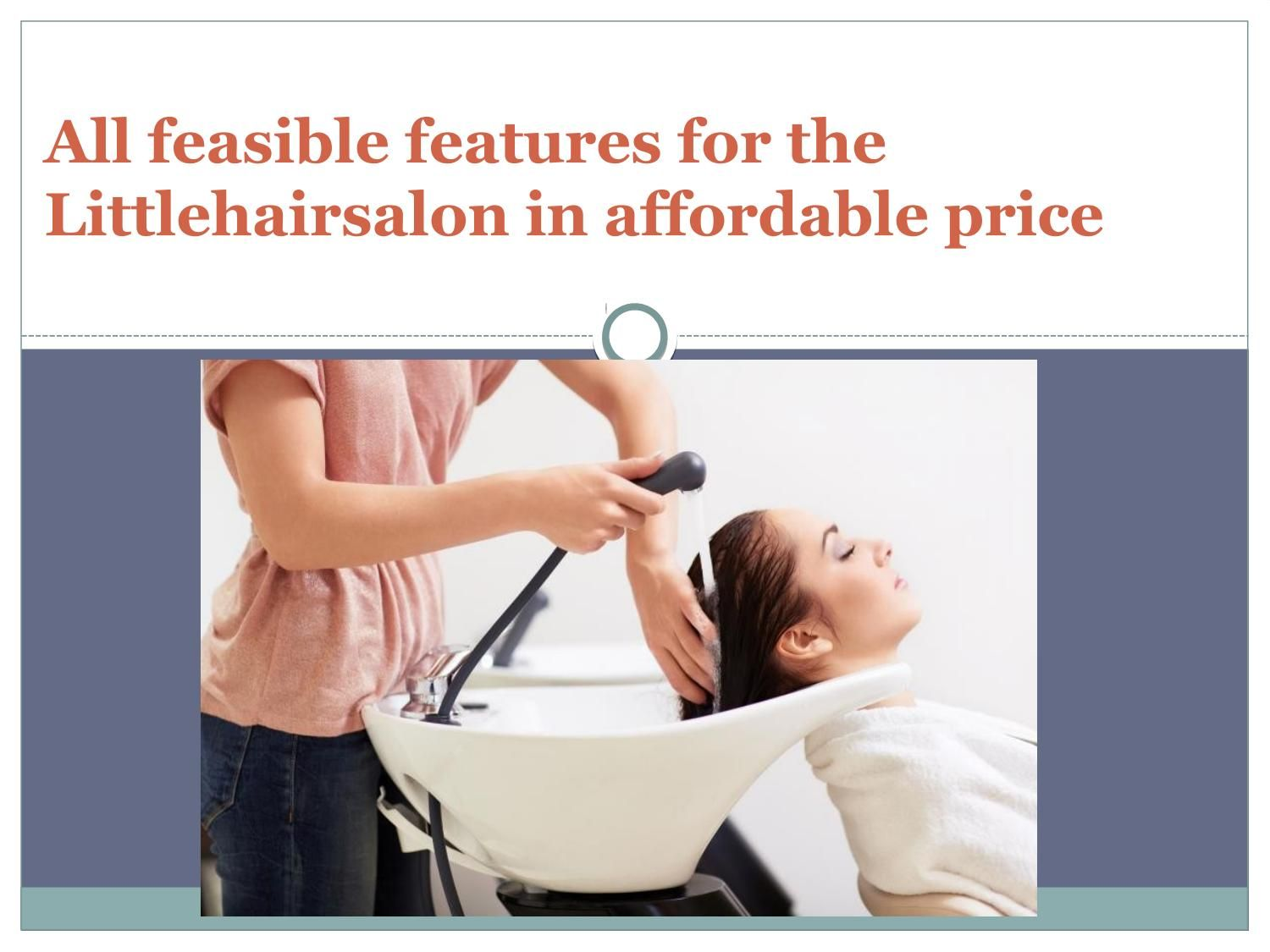 All feasible features for the littlehairsalon in