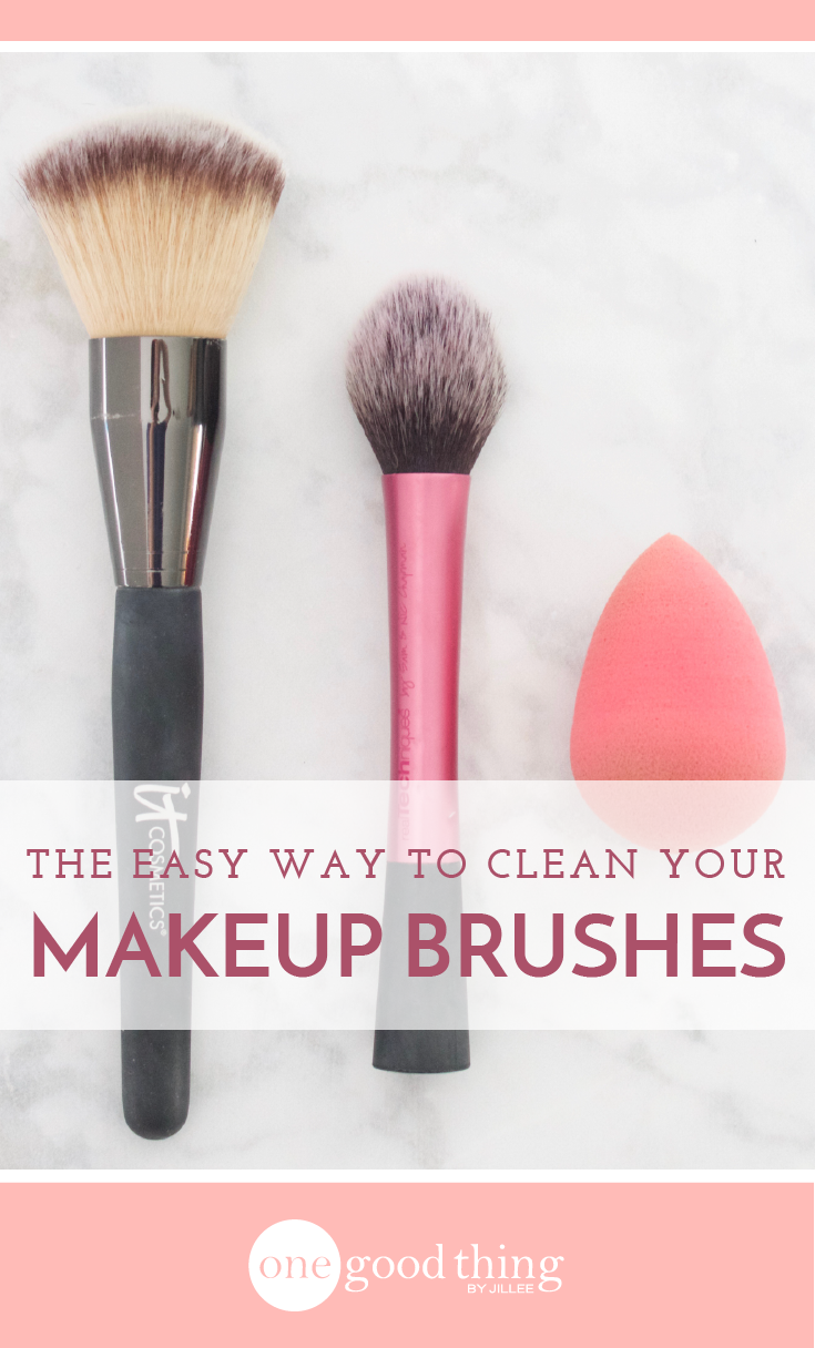 The Surprising Thing Most Women Should Clean More Often Makeup Brush Storage How To Clean Makeup Brushes Makeup Brushes