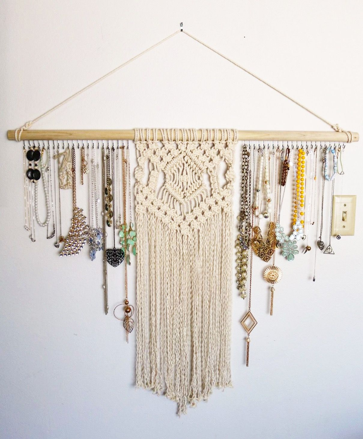 The Most Gorgeous and Versatile Wall Hanging Ever