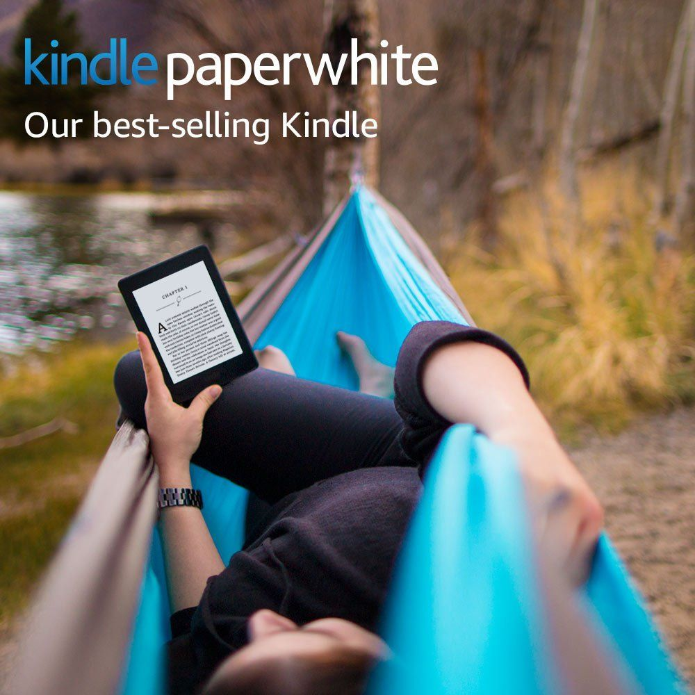 Kindle Paperwhite E Reader Black 6 High Resolution Display 300 Ppi With Built In Light Wi Fi Http Amzn To Kindle Paperwhite Paperwhites Kindle Voyage