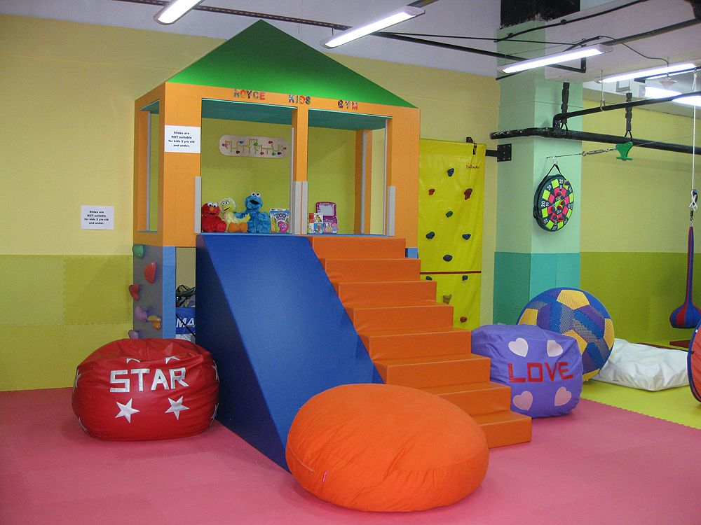 Royce kids gym sensory rooms pinterest niños