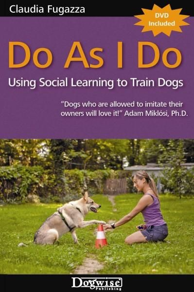Do As I Do Using Social Learning To Train Dogs With Images