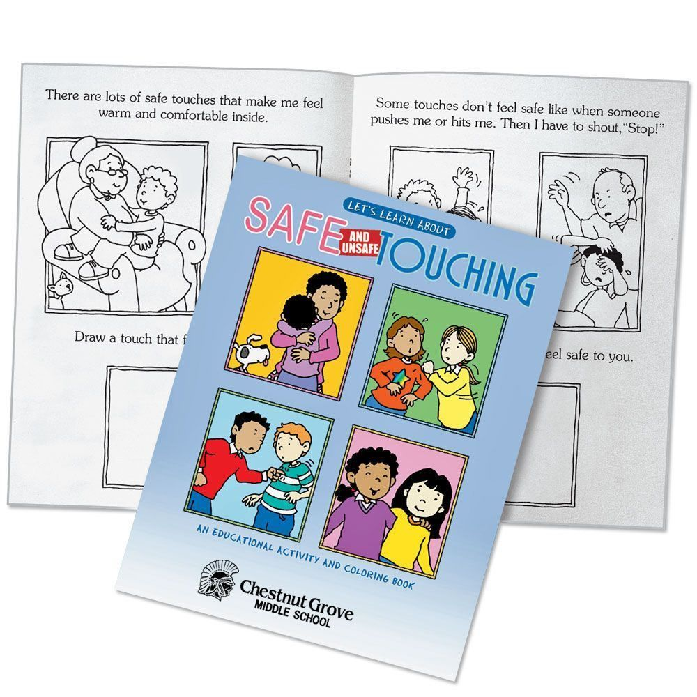 worksheet Safe Touching For Children Worksheets lets learn about safe and unsafe touching educational activities book