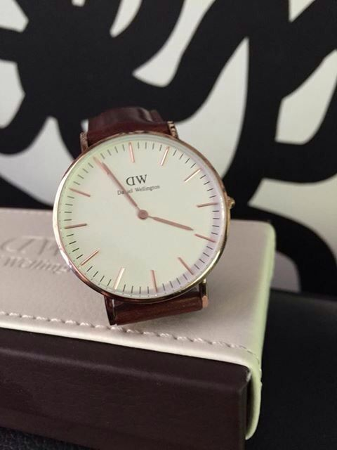 1df52b64ed73 Cult Swedish brand Daniel Wellington currently have a free heart charm on  offer with every leather