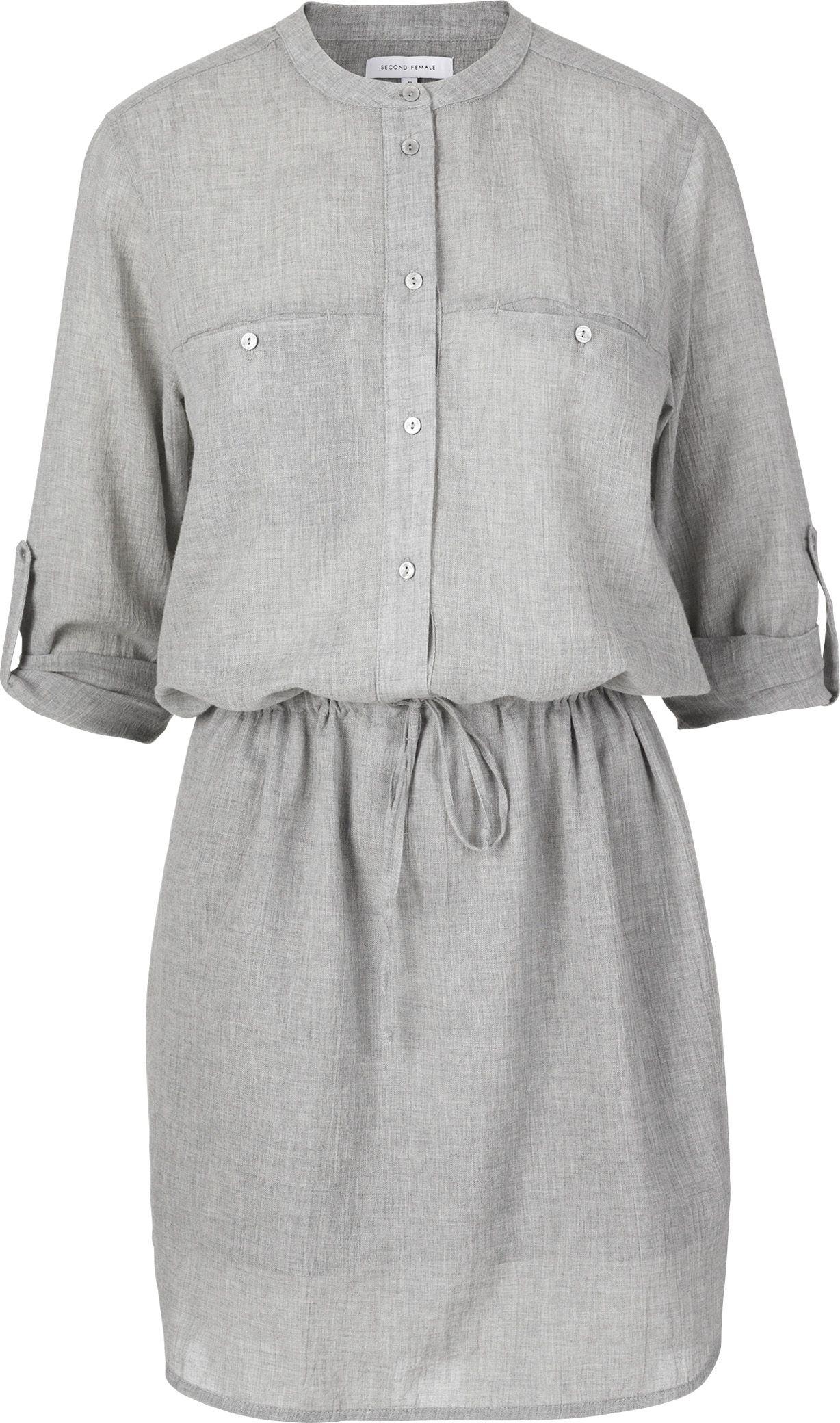 25fbe2be9c2 Lavine kjole fra Second Female – Køb online på Magasin.dk | sy ...