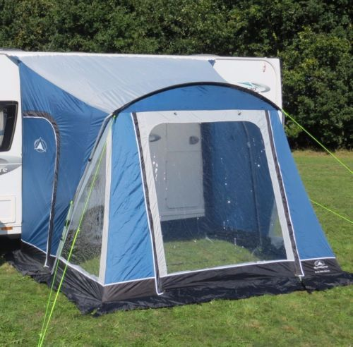 Sunncamp Swift 260 Deluxe Caravan Awning New For 2017 Porch RRP GBP165